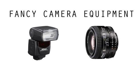 Urban Cholita: Camera Equipment