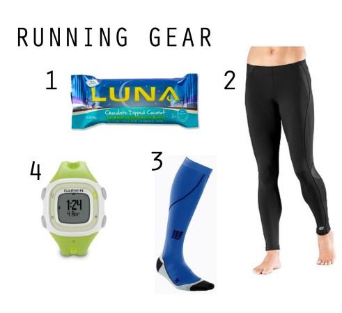 Urban Cholita: Running Gear