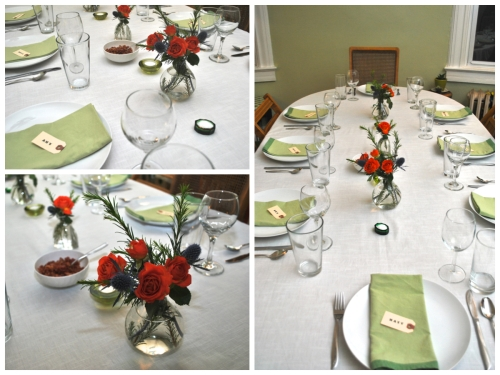 Urban Cholita: Dinner Party