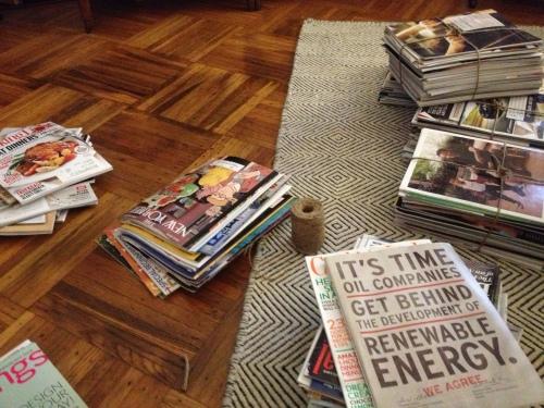 Urban Cholita: Magazine Purge