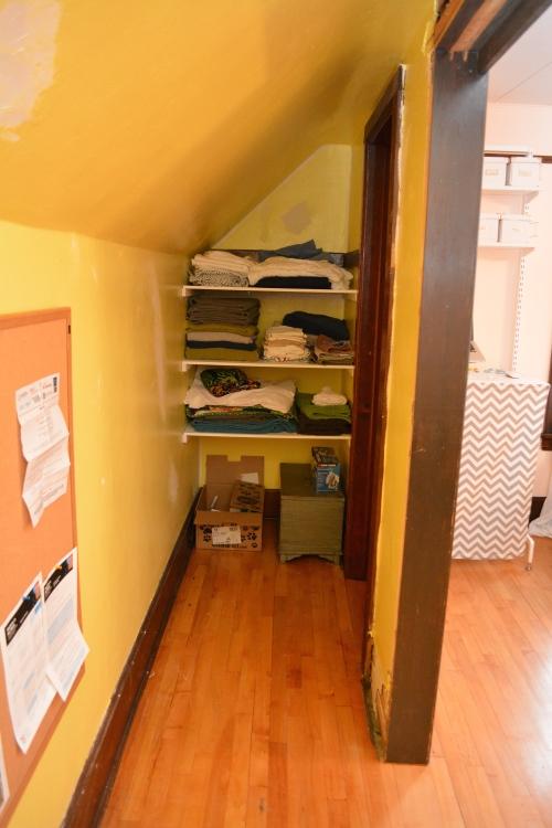 one big closet