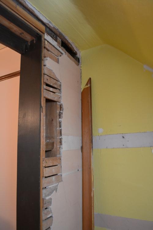 plaster damage